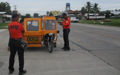 Paglalagay ng Stickers sa mga trisicad at tricycles at pagbibigay ng IDs sa mga drivers, isinusulong!