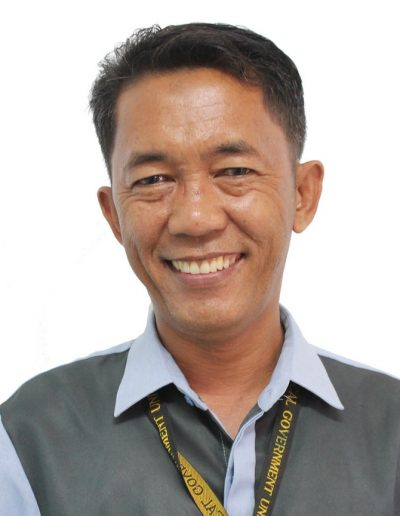 Gandy B. Mamaluba